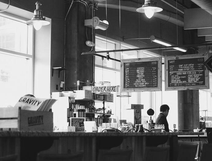 Restaurant und Kaffee